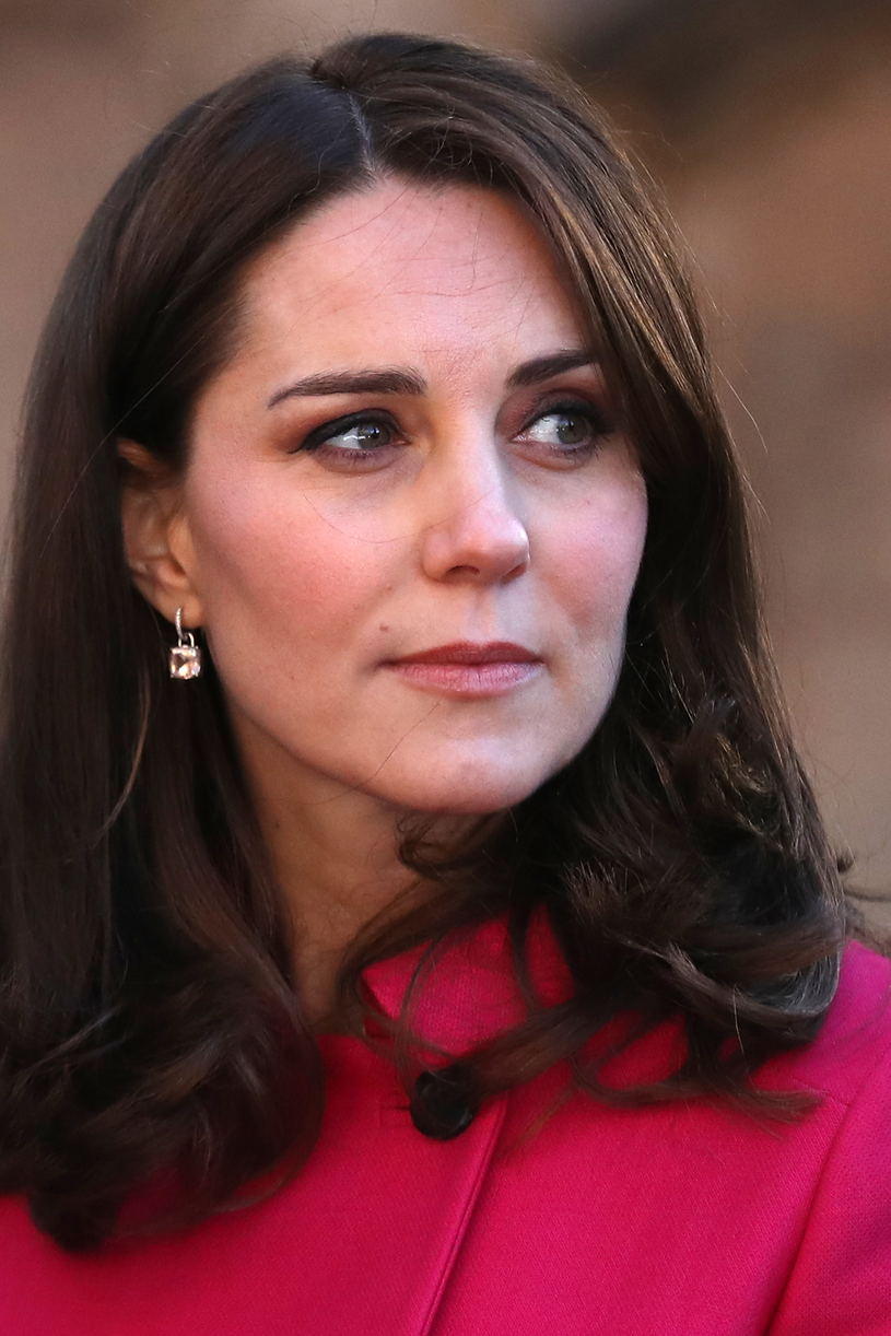 Księżna Kate /Christopher Furlong /Getty Images