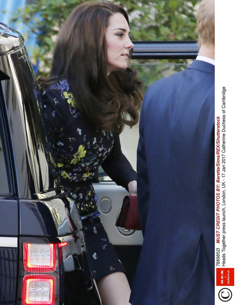 Księżna Kate /Beretta/Sims/REX/Shutterstock/ /East News