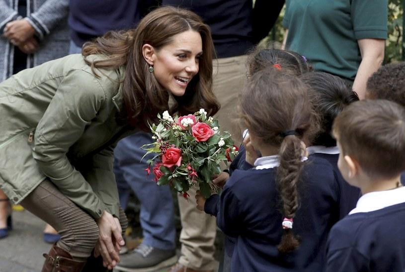 Księżna Kate /Pool Reuters/Associated Press/ /East News