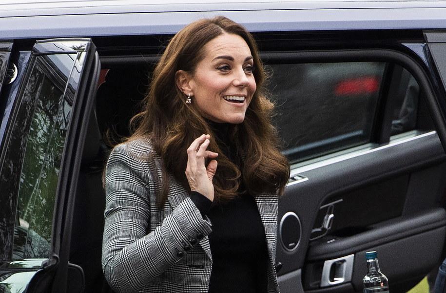 Księżna Kate /FACUNDO ARRIZABALAGA /PAP/EPA