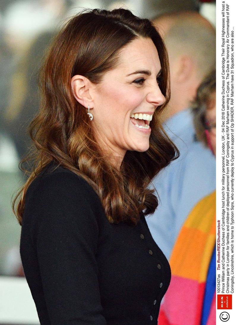 Księżna Kate /Tim Rooke/REX/Shutterstock /East News