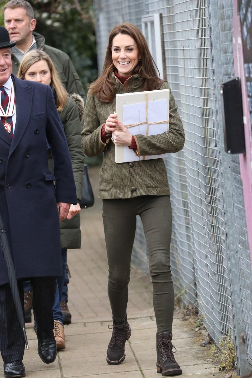 Księżna Kate /Stephen Lock / i-Images /East News