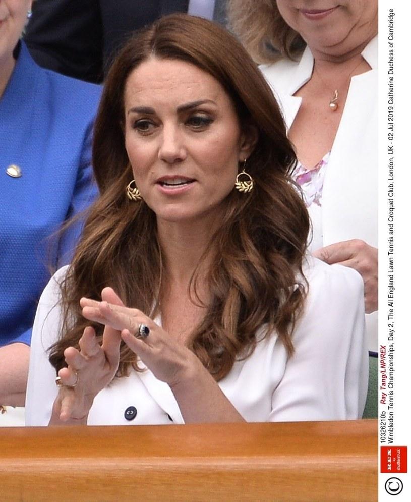 Księżna Kate /Ray Tang/REX/Shutterstock /East News