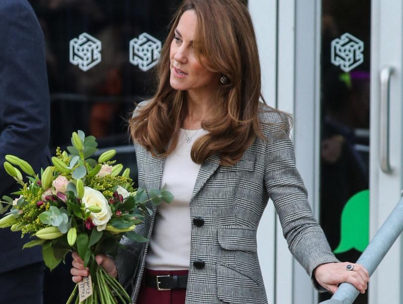 Księżna Kate /Cover Images /East News