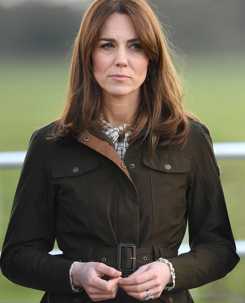 Księżna Kate /Pool / Samir Hussein /Getty Images