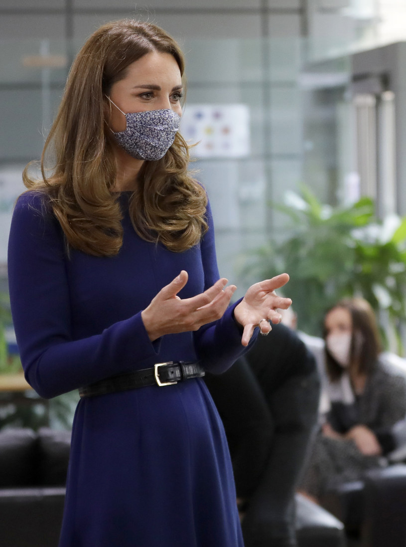 Księżna Kate /WPA Pool /Getty Images