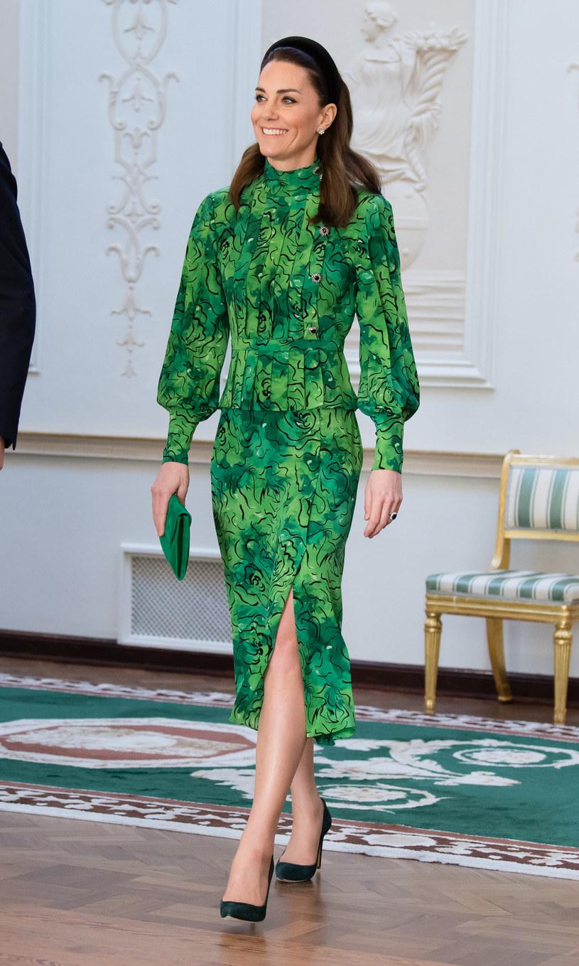 Księżna Kate /Samir Hussein /Getty Images