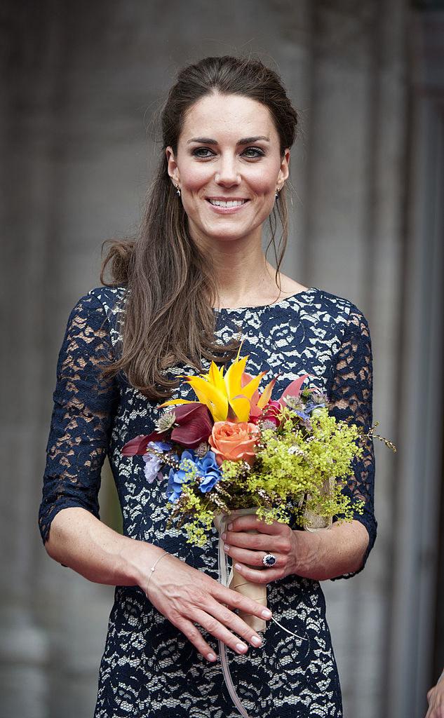 Księżna Kate /Samir Hussein/WireImage /Getty Images