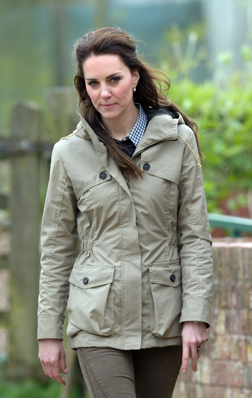 Księżna Kate /Ben Birchall    /Getty Images