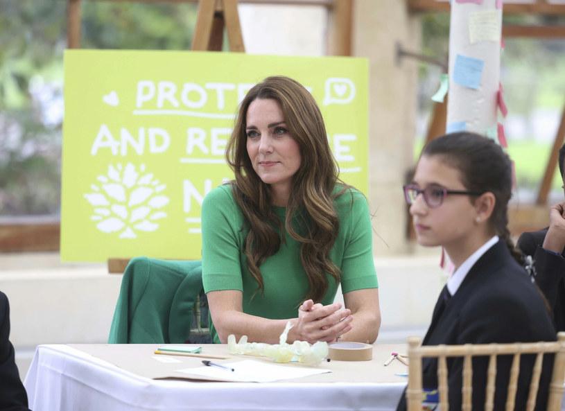 Księżna Kate /POOL Daily Mirror/Associated Press/East News /East News