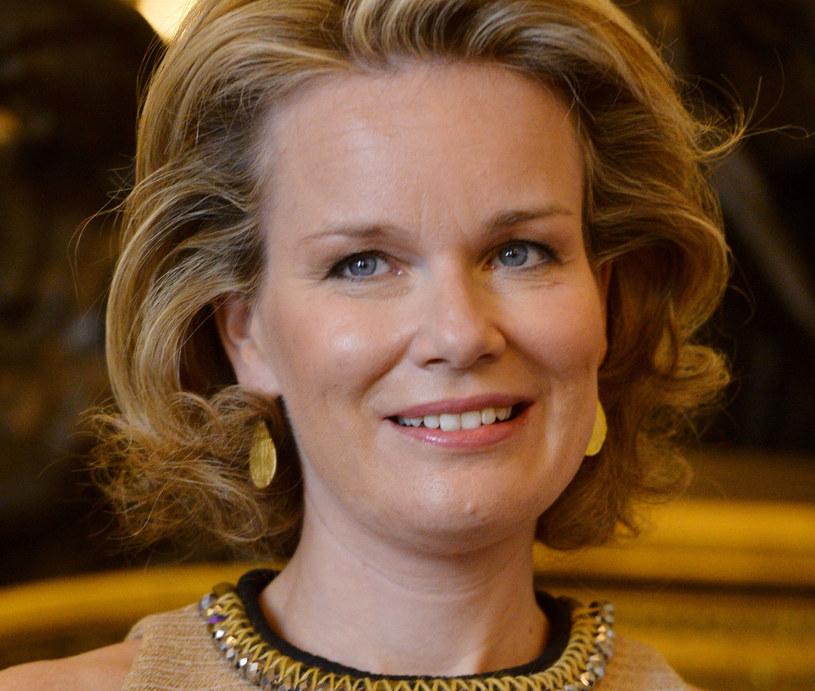 Księżna Matylda /ERIC LALMAND /AFP