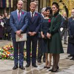 Księżna Meghan doprowadziła księżną Kate do łez? Pokłóceni są ponoć też Harry i William...
