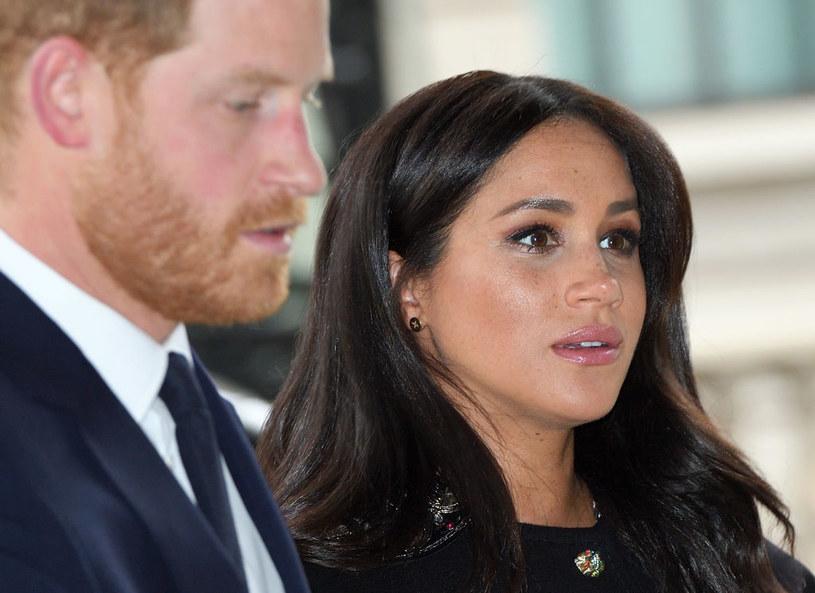 Księżna Meghan i książę Harry wkrótce zostaną rodzicami /Getty Images