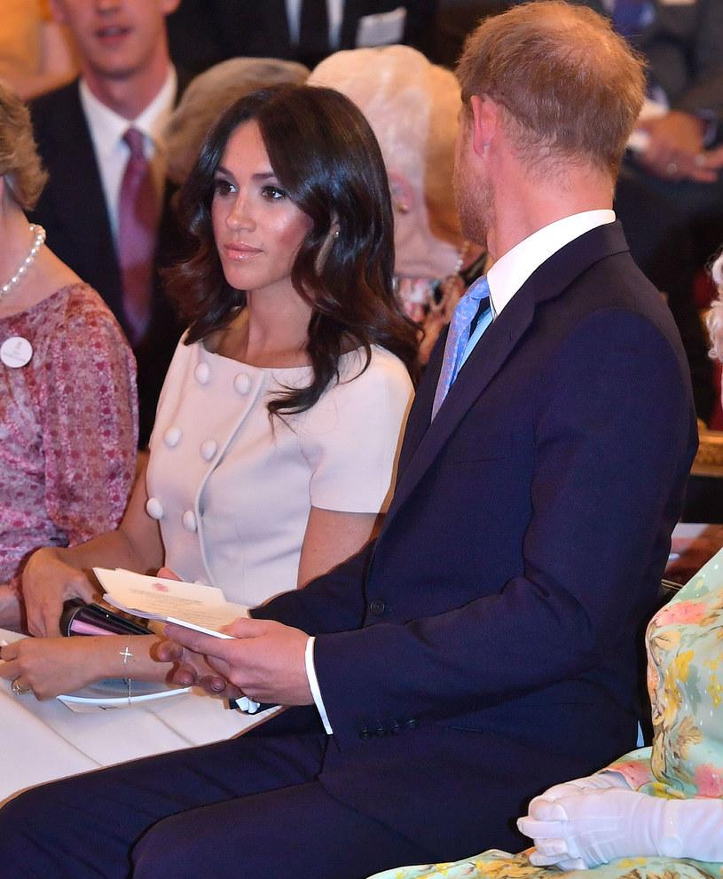 Księżna Meghan i książę Harry /WPA Pool /Getty Images