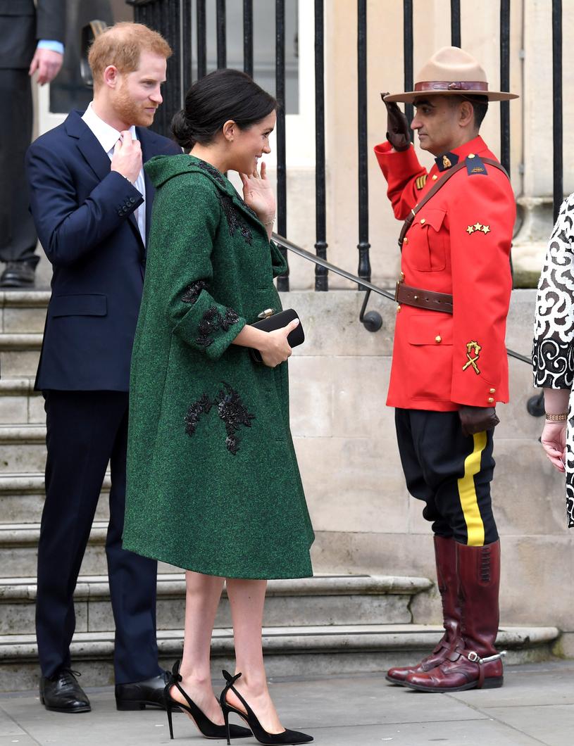Księżna Meghan i książę Harry /Getty Images