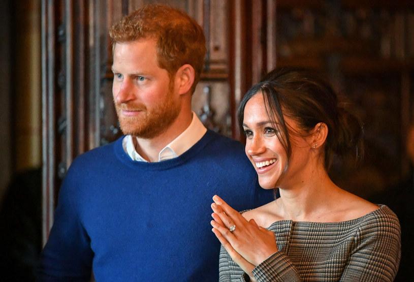 Księżna Meghan i książę Harry /Ben Birchall - WPA Pool  /Getty Images
