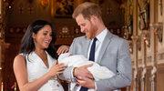 Księżna Meghan opublikowała urocze zdjęcie syna