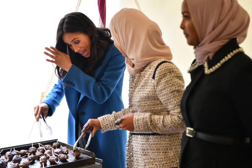 Księżna Meghan po ślubie rzuciła się w wir obowiązków /Getty Images