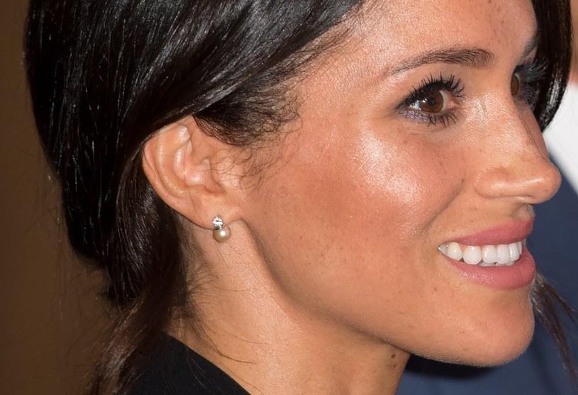 Księżna Meghan poznała księcia Harry'ego dzięki wspólnym znajomym /East News