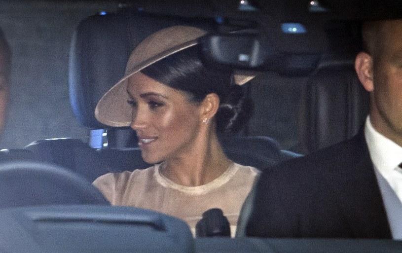 Księżna Meghan /Ben Cawthra /East News
