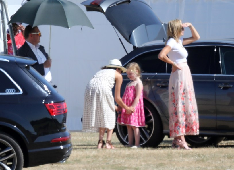 Księżna Meghan /Splash News /East News