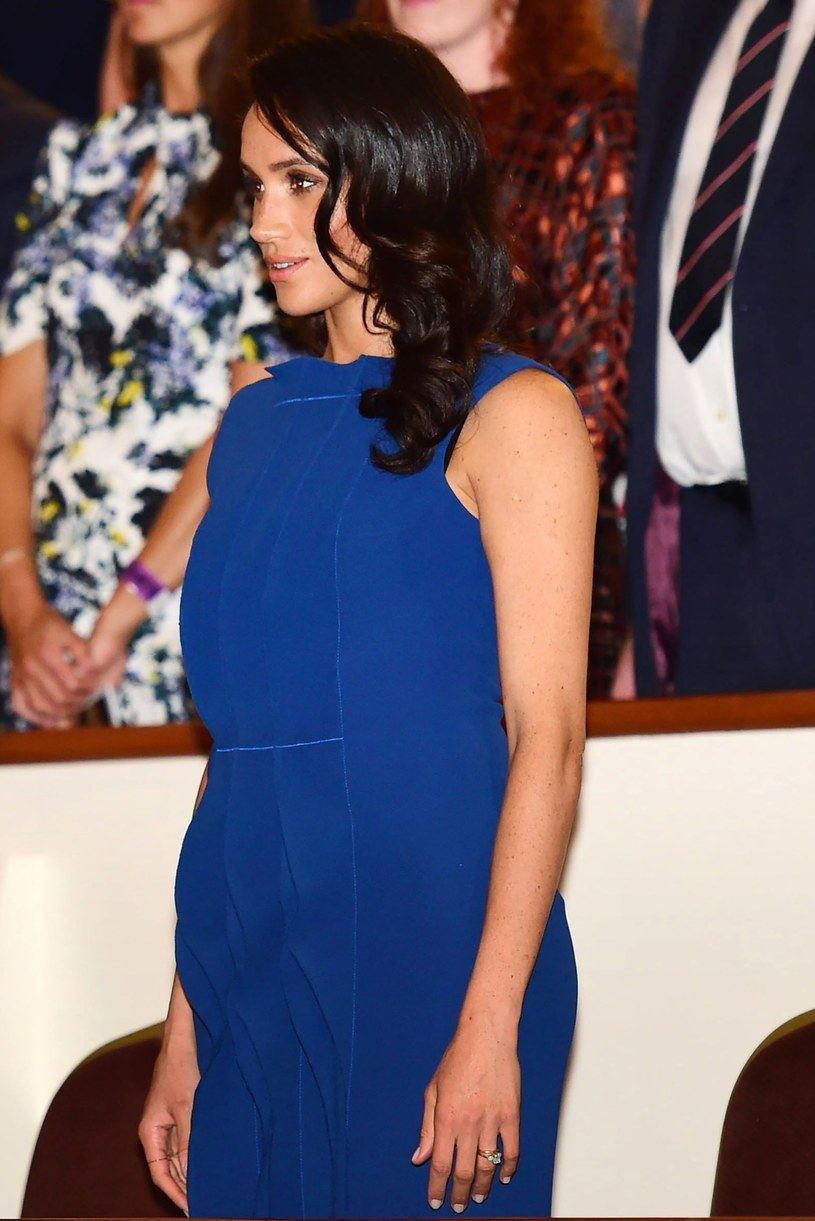 Księżna Meghan /GEOFF PUGH /East News