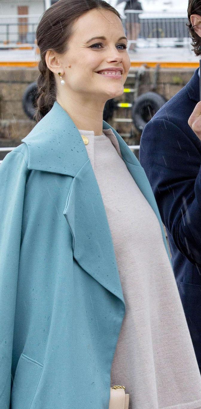 Księżna Sofia jest w ciąży! /NIEBOER/PPE/SIPA /East News