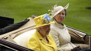 Księżniczka Anna i królewski dwór w żałobie. Ta śmierć to cios