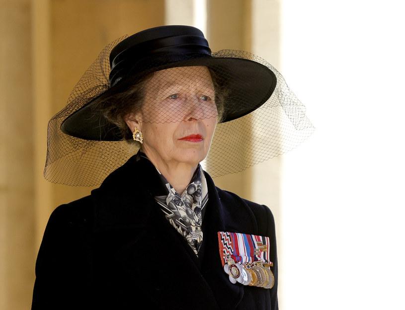 Księżniczka Anna /Chris Jackson / Staff  /Getty Images