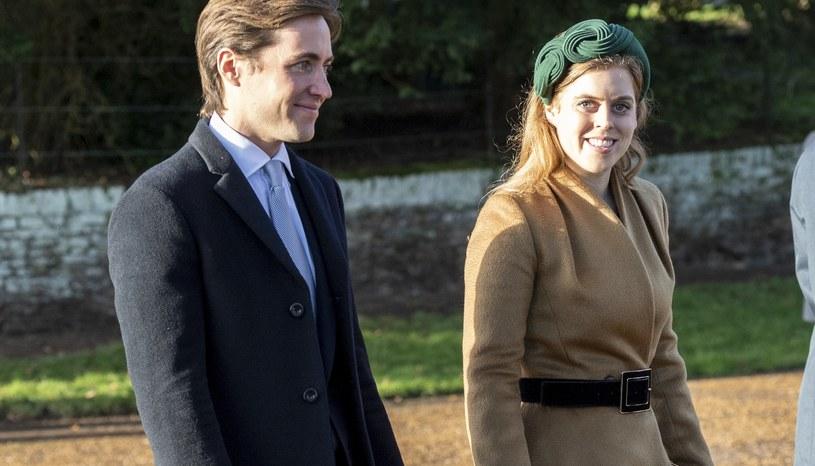 Księżniczka Beatrycze została pierwszy raz mamą /UK PRESS /Getty Images