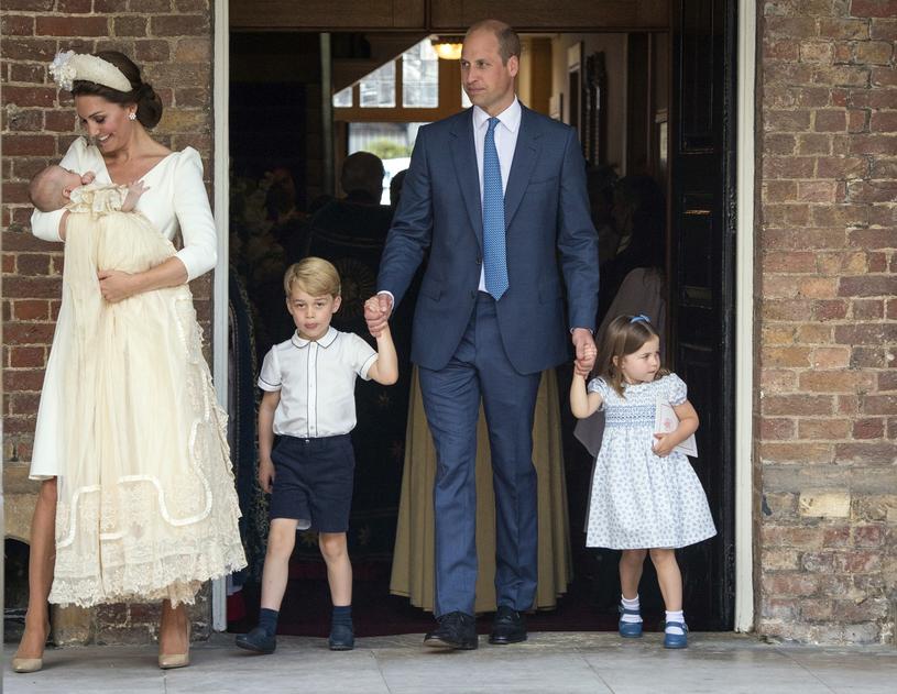 Księżniczka Charlotte namierza paparazzich, by ich zganić! /PA Pool /East News