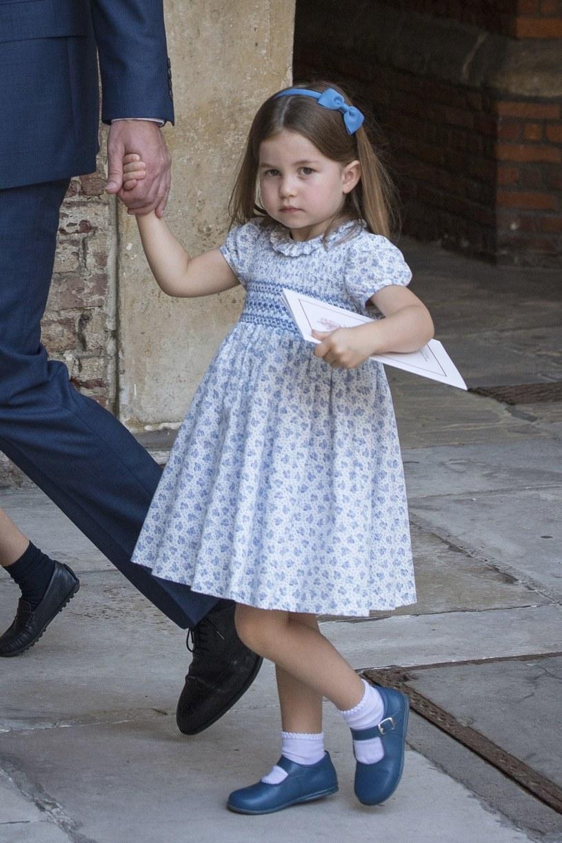 Księżniczka Charlotte /PA Pool /East News