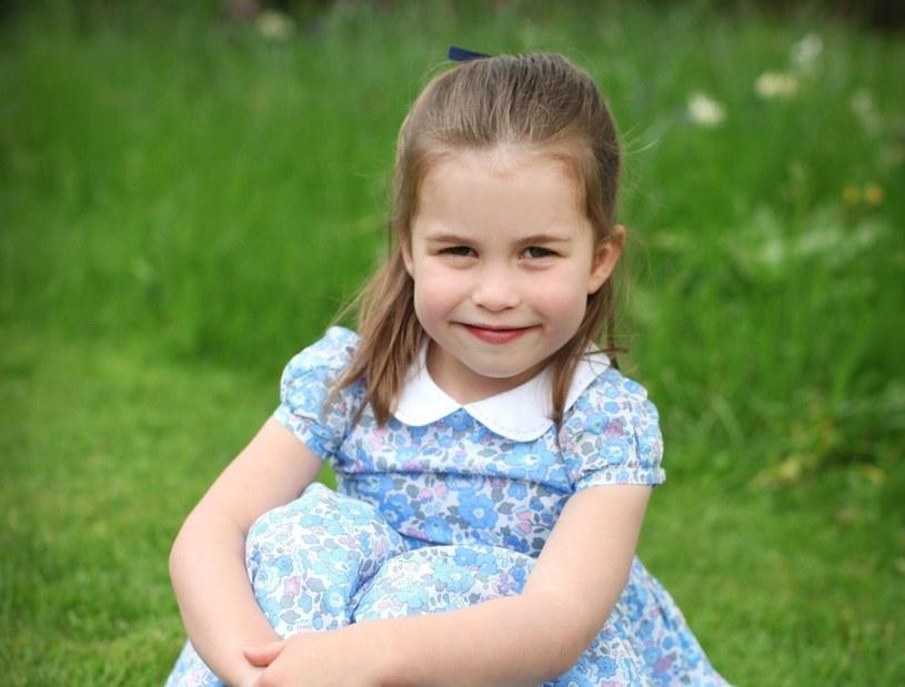 Księżniczka Charlotte /Duchess of Cambridge/Press Association /East News