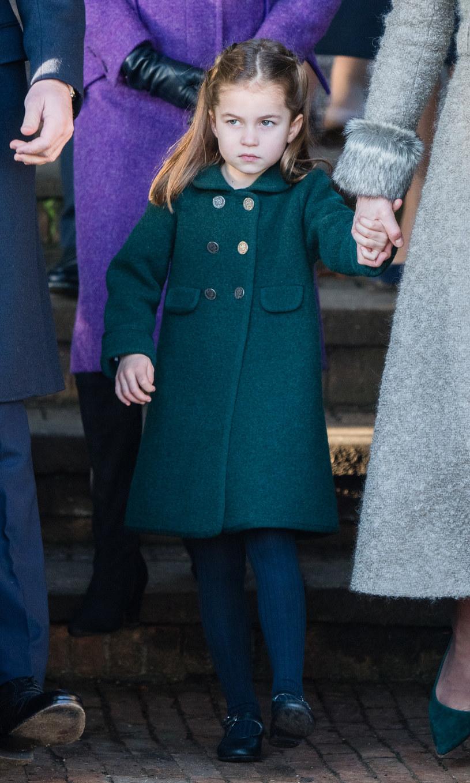 Księżniczka Charlotte /Pool / Samir Hussein /Getty Images