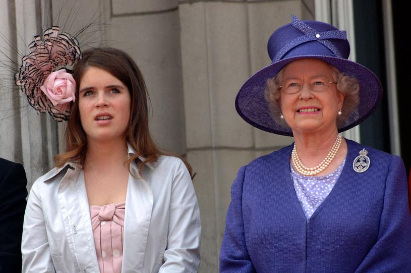 Księżniczka Eugenia jest drugą córką księcia i księżnej Yorku, Andrzeja i Sary Ferguson. Wnuczka Elżbiety II ma trzydzieści lat /Getty Images