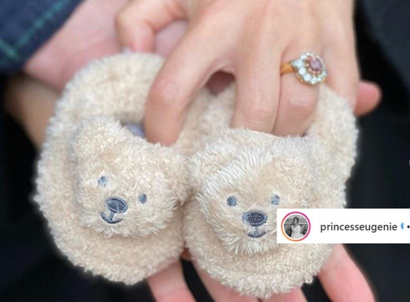 Księżniczka Eugenia ma urodzić na początku 2021 roku. /Instagram /