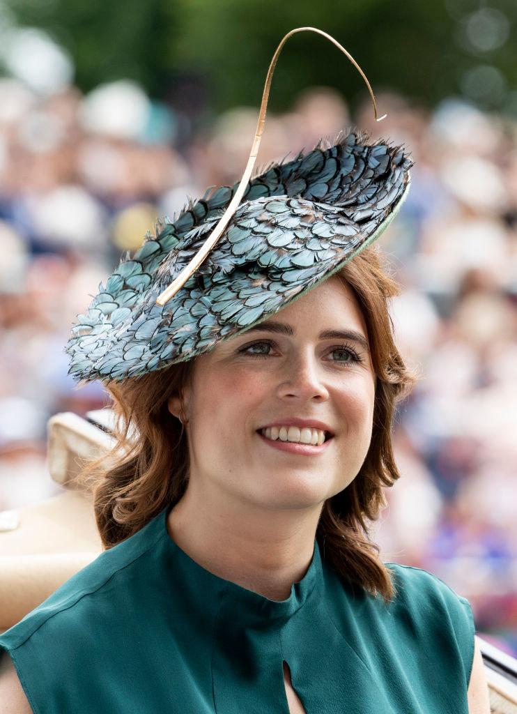 Księżniczka Eugenia /Mark Cuthbert/UK Press via Getty Images /Getty Images