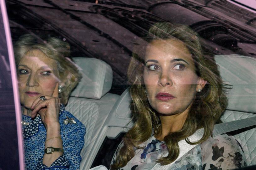 Księżniczka Haja w drodze na sprawę rozwodową /Getty Images