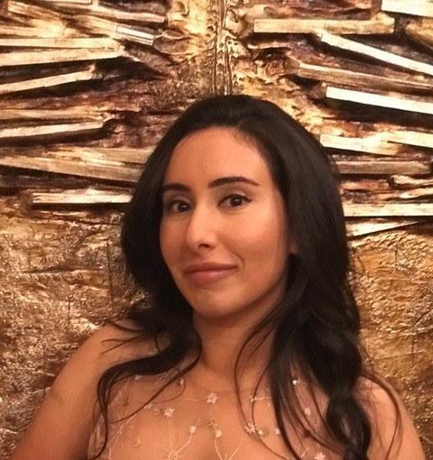 Księżniczka Latifa na zdjęciu archiwalnym /foto. FREE LATIFA CAMPAIGN  /PAP/EPA