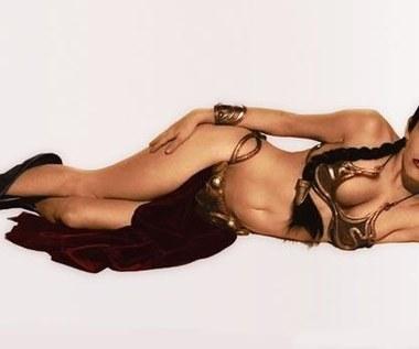 Księżniczka Leia schudła 15 kilogramów