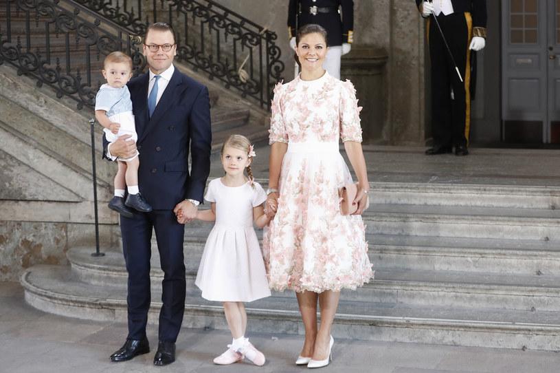 Księżniczka Wiktoria swojego męża poznała na siłowni /Michael Campanella / Stringer /Getty Images