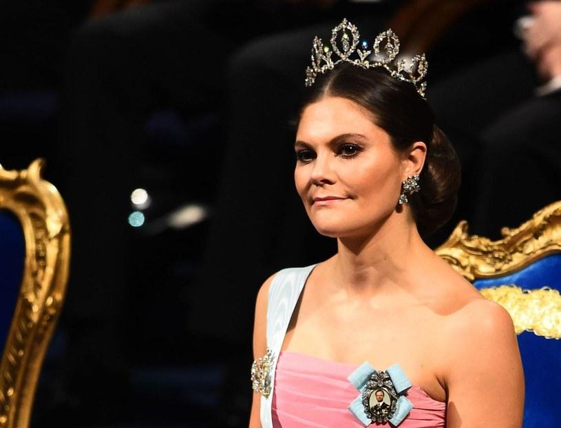 Księżniczka Wiktoria /AFP
