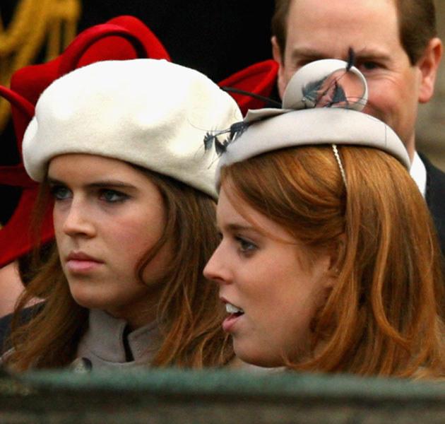 Księżniczki Euegenie i Beatrice chcą się pozbyć Kate, bo są o nią zazdrosne? /Chris Jackson /Getty Images