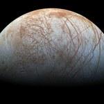 Księżyc Jowisza zmienił się w ciągu milionów lat