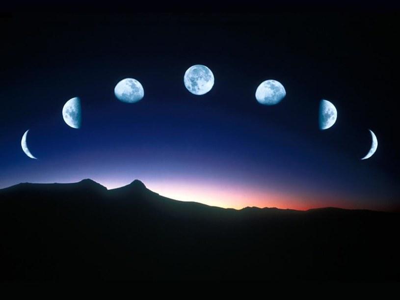 Księżyc powstał w wyniku kolizji Ziemi z planetą wielkości Marsa /NASA