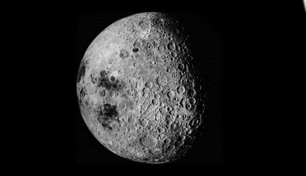Księżyc /NASA