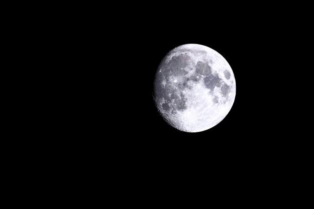 Księżyc /University of Washington  /Materiały prasowe