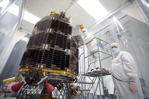 Księżycowa sonda LADEE już po testach. Gotowa do lotu?