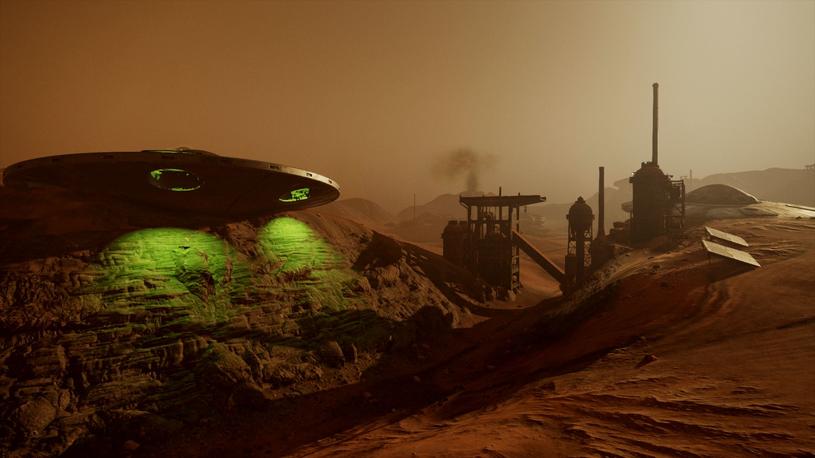 Księżycowa Walka w World of Tanks: Mercenaries /materiały prasowe