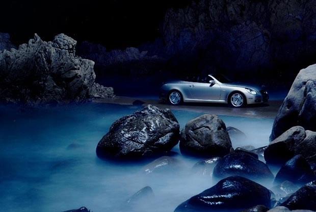 Księżycowy kalendarz Lexusa (kliknij) /INTERIA.PL